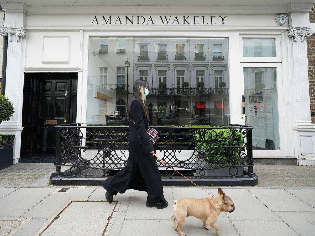 Amanda Wakeley administration