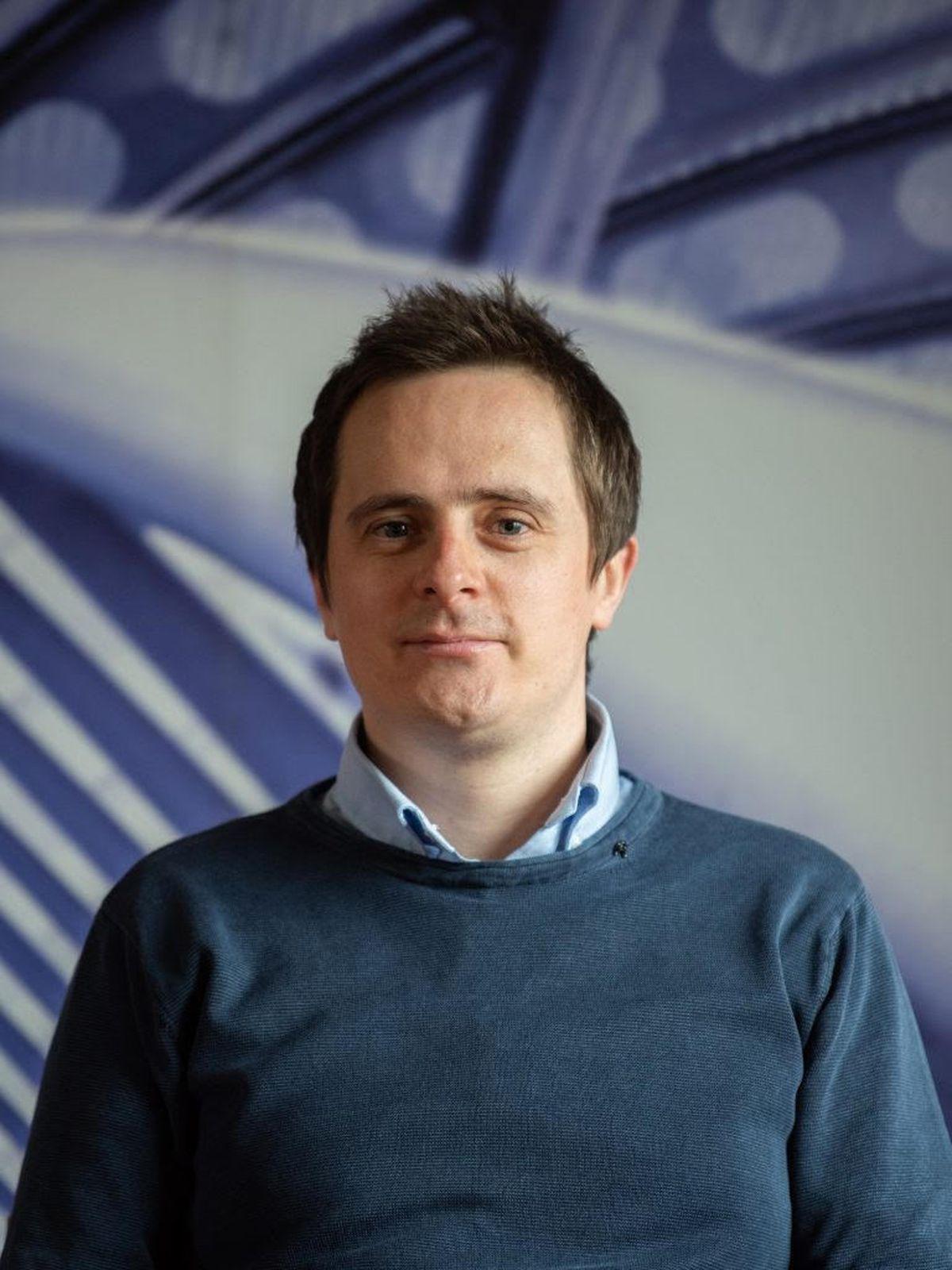 Daniel Barnshaw, managing director at Angle Ring Company
