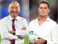 England v South Africa: Eddie Jones v Rassie Erasmus head to head