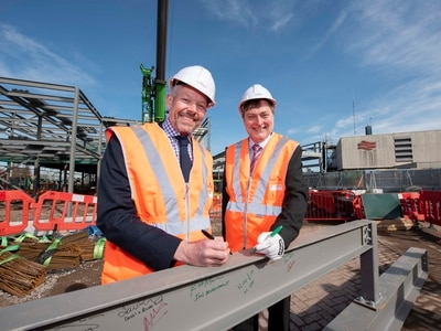 Wolverhampton railway station project one step closer to completion