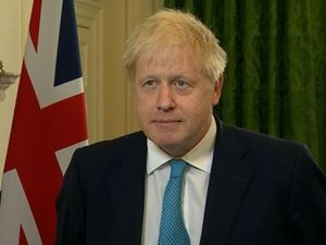Prime Minister Boris Johnson gives an update on post-Brexit trade talks