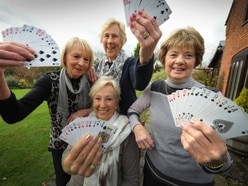 Bridge players raised £1,000 for Wolverhampton's Compton Hospice