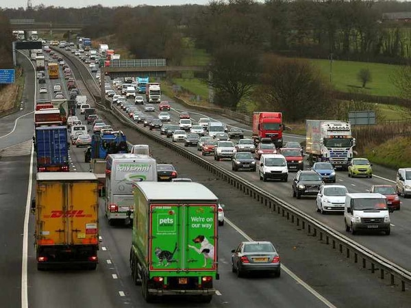 Drivers alerted to overnight closure on the M6