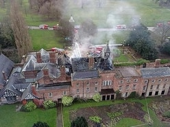 Man jailed for torching historic Tudor mansion after DNA is found on match