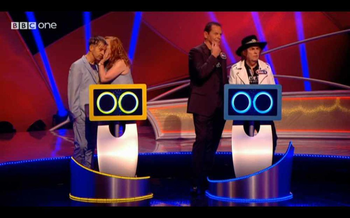 Dave Hill on Pointless