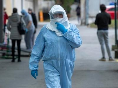 Coronavirus patient dies in Paris hospital