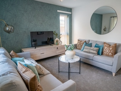 Show home at new development in Wolverhampton unveiled