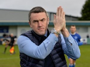 Manager Paul Smith.