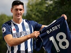 Done deal - West Brom sign Gareth Barry from Everton for £1m