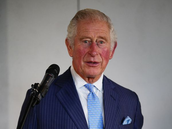 Prince of Wales visit to The British Council