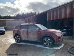 Long-term report: Giving our SsangYong Korando a well-deserved clean