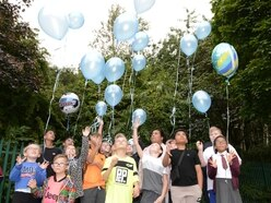 Balloons released for brothers killed in Birmingham New Road crash