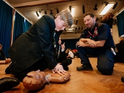 Restart a Heart: 1,000 Shropshire students taught CPR