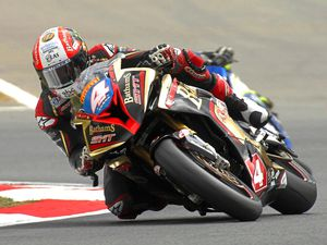 Michael Rutter will be back competing in the National Superstock 100 series