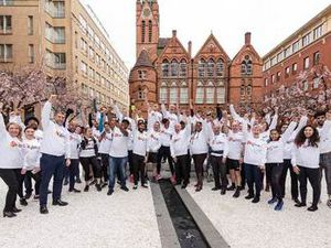 United by Birmingham 2022 is bringing together community projects in support of the Games. Gold medal winning, Ama Agbeze, named as the official United by Birmingham 2022 ambassador