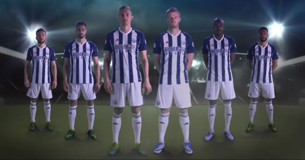 West Brom fans react to 2017/18 Albion home kit | Express & Star