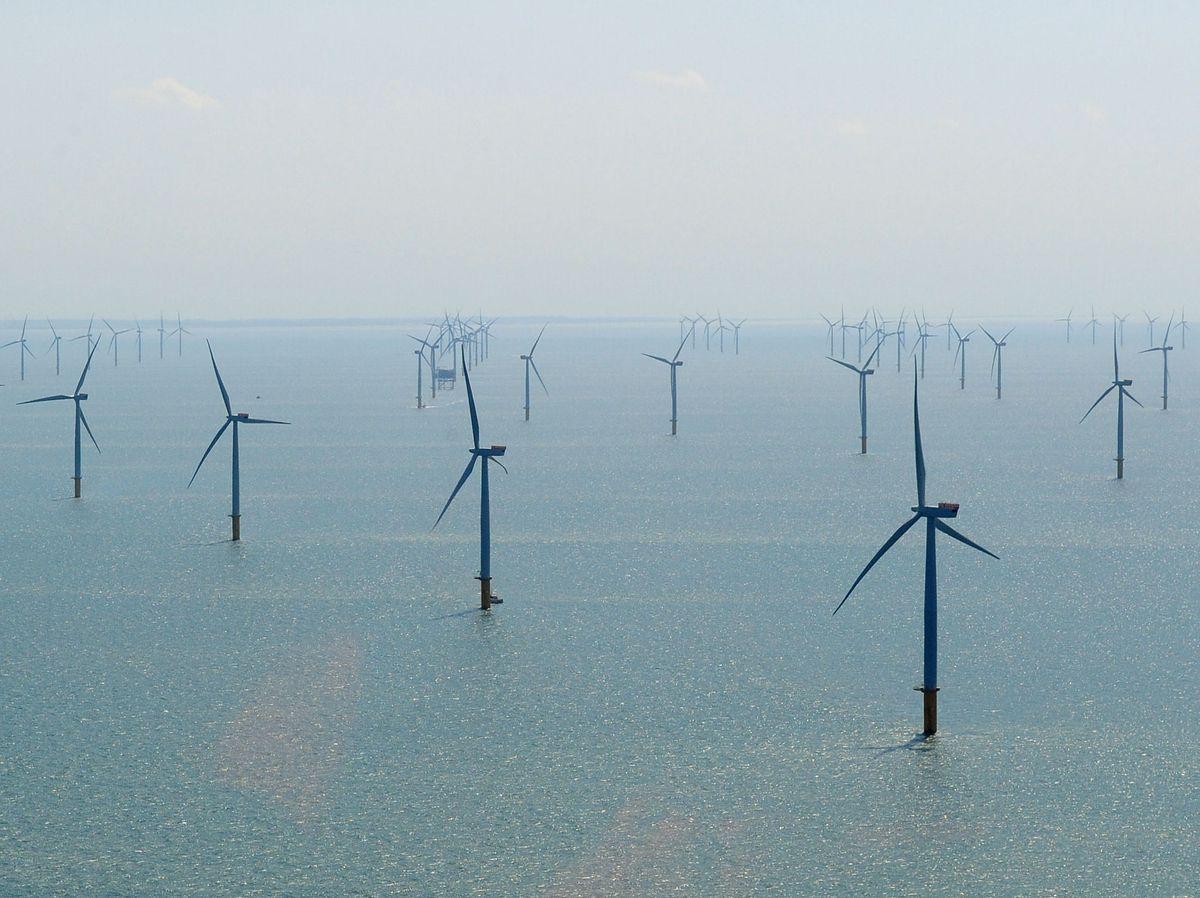 Clean energy - a breeze