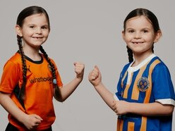 Shrewsbury Town v Wolves: Family split as Daisy, 7, is torn between clubs