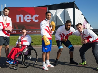 Venues for Birmingham Commonwealth Games events unveiled
