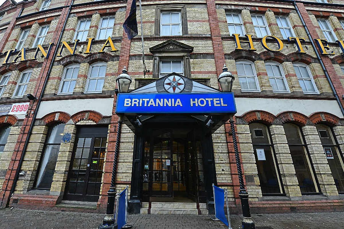Asylum seekers in the Black Country: Wolverhampton council fury at 'dumping' of refugees in city hotels