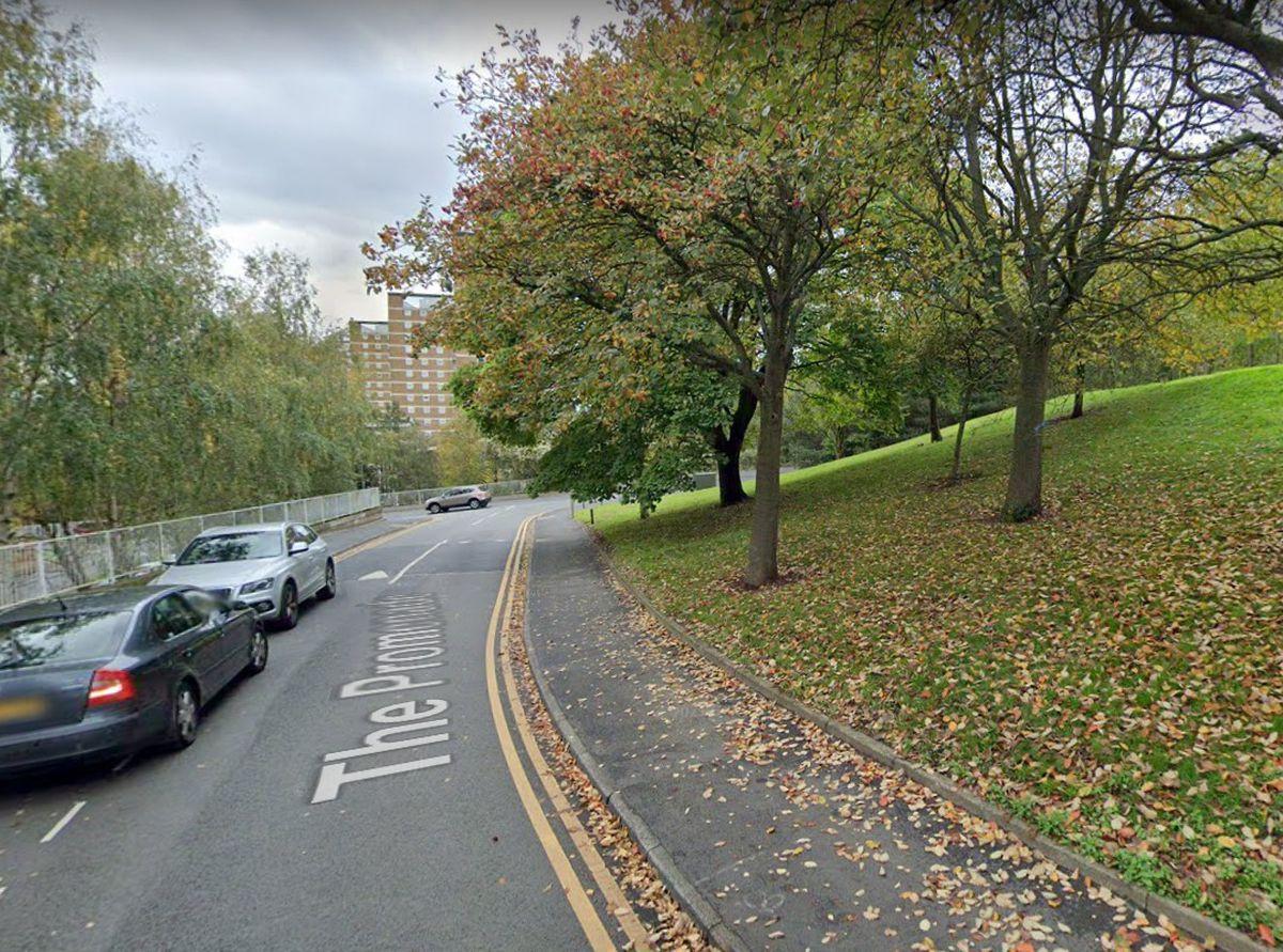 The Promenade in Brierley Hill. Photo: Google