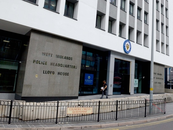 Dudley sergeant resigns over racist and homophobic WhatsApp messages