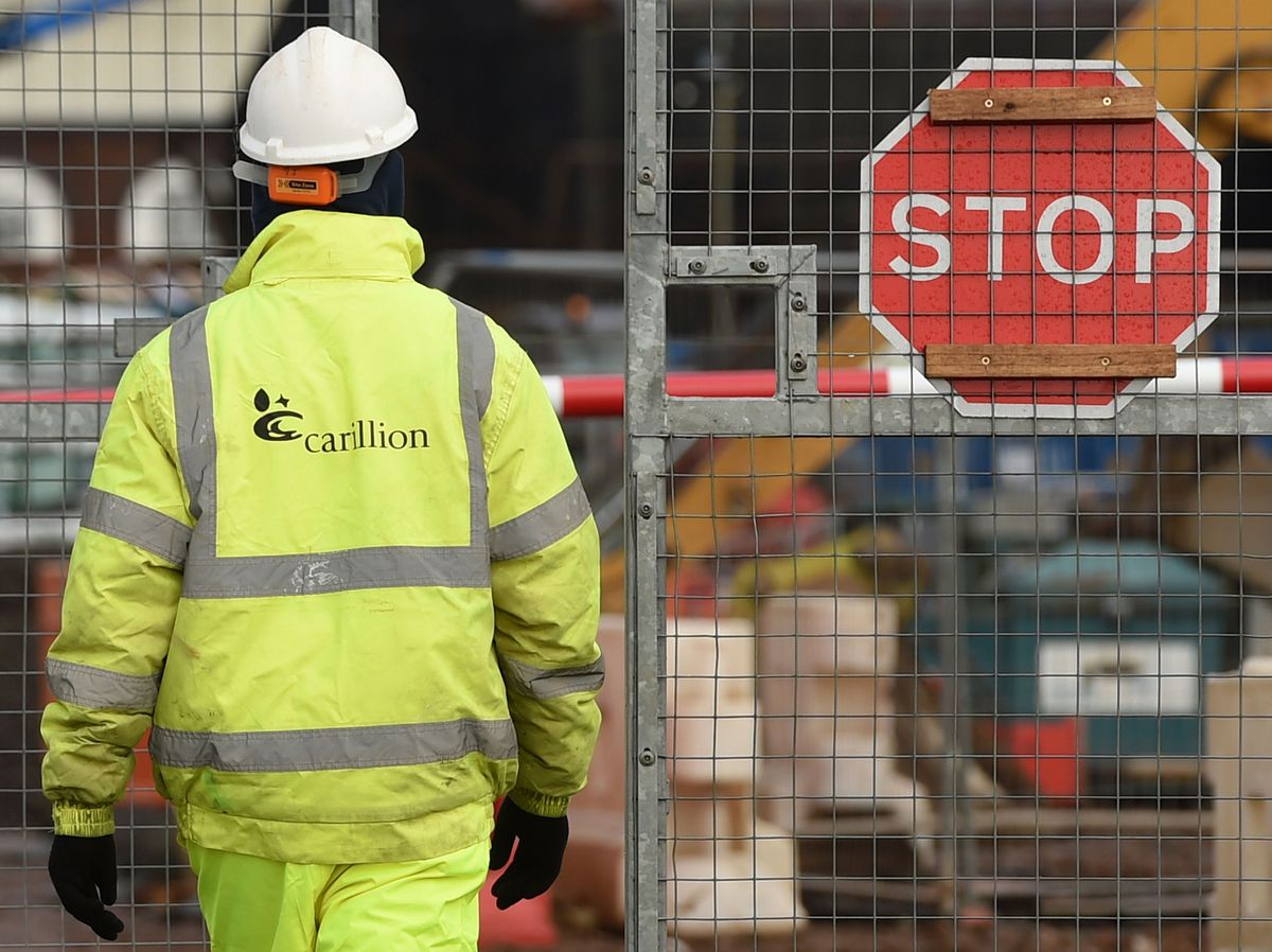 """Experts warned """"another Carillion"""" could emerge unless closer links are forged between industry and government"""
