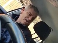 WATCH: Investigation after taxi driver subjected to racist tirade in video