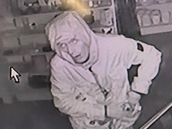 Lowest of the low: Thief caught on camera stealing charity box