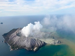 Two British women among 31 in hospital after New Zealand volcanic eruption