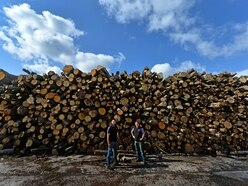 Bobbington business Black Country Firewood keeping home fires burning