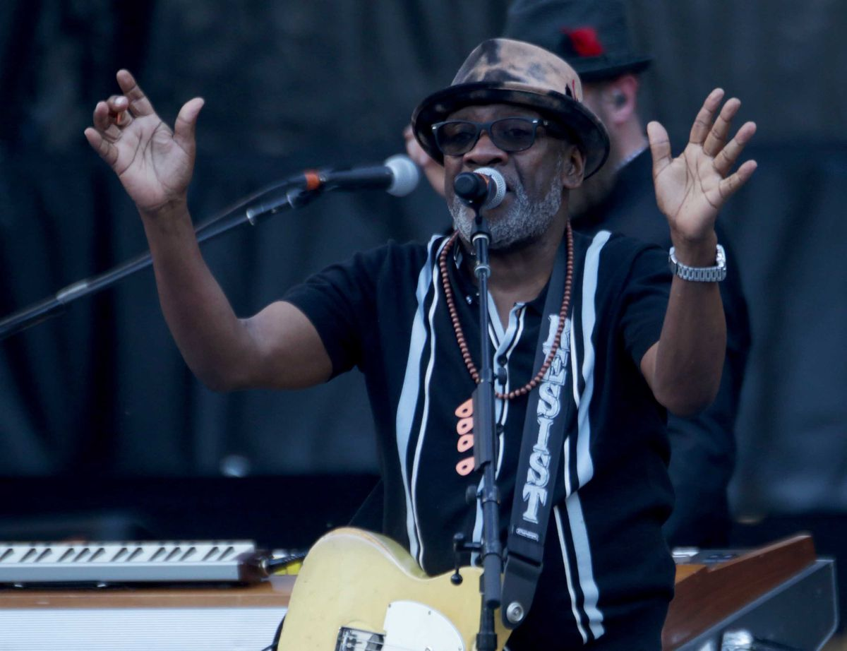The Specials at the Ricoh Arena. Photos: Andy Shaw