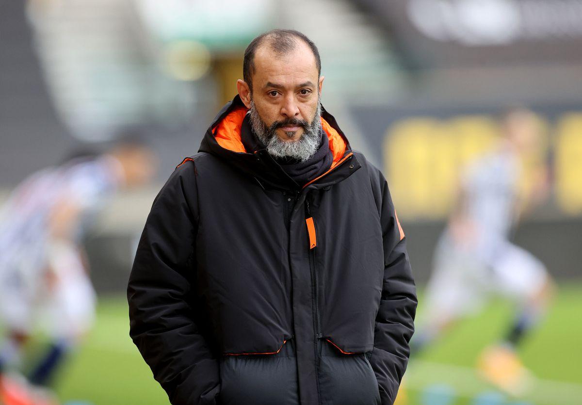 Wolverhampton Wanderers manager Nuno Espirito Santo (PA)
