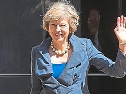 Should she stay or should she go now? asks Nigel Hastilow
