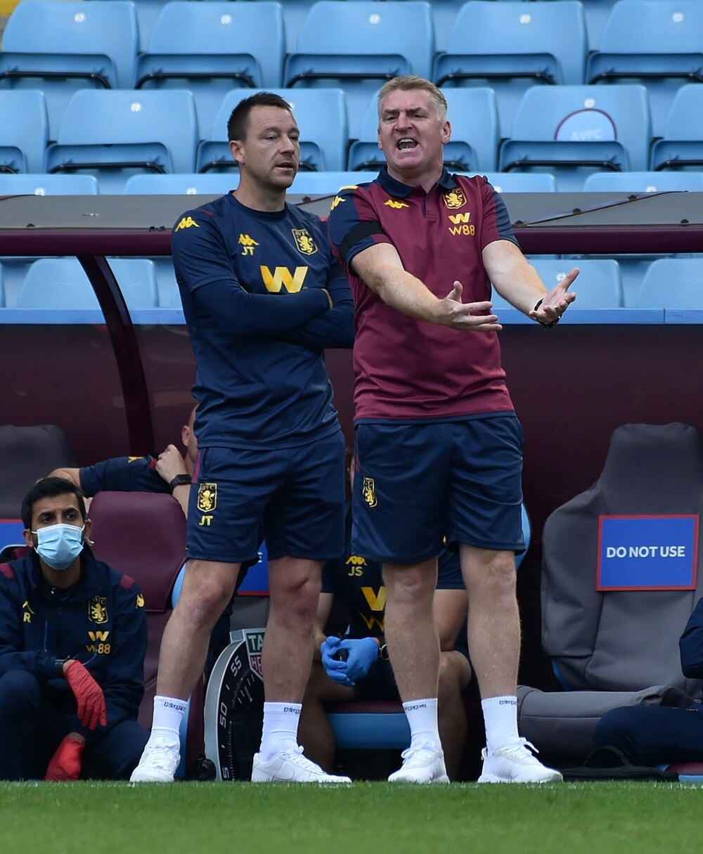 Smith upset with authorities blocking cryotherapy for Aston Villa players