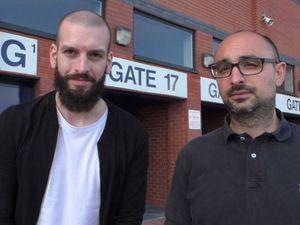 Luke Hatfield and Joe Masi.