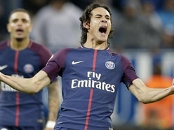 Edinson Cavani rescues Paris St Germain at Marseille after Neymar red card