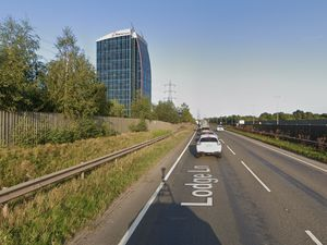 A460 Lodge Lane, Cannock - one of the routes up for improvement