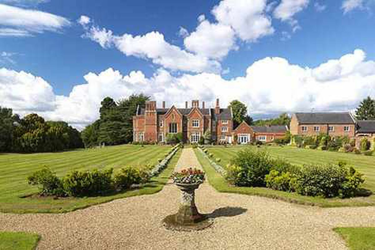 Bell Hall mansion on sale for £3.5m