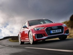 First Drive: Audi's RS4 Avant combines practicality with blistering performance