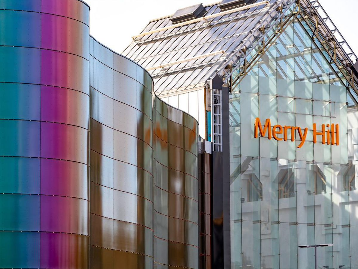 The Merry Hill shopping centre is promising new shops and restaurants for customers