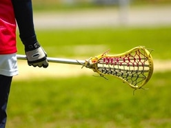 Watch: Lacrosse player pulls off 'ridiculous' behind the back assist