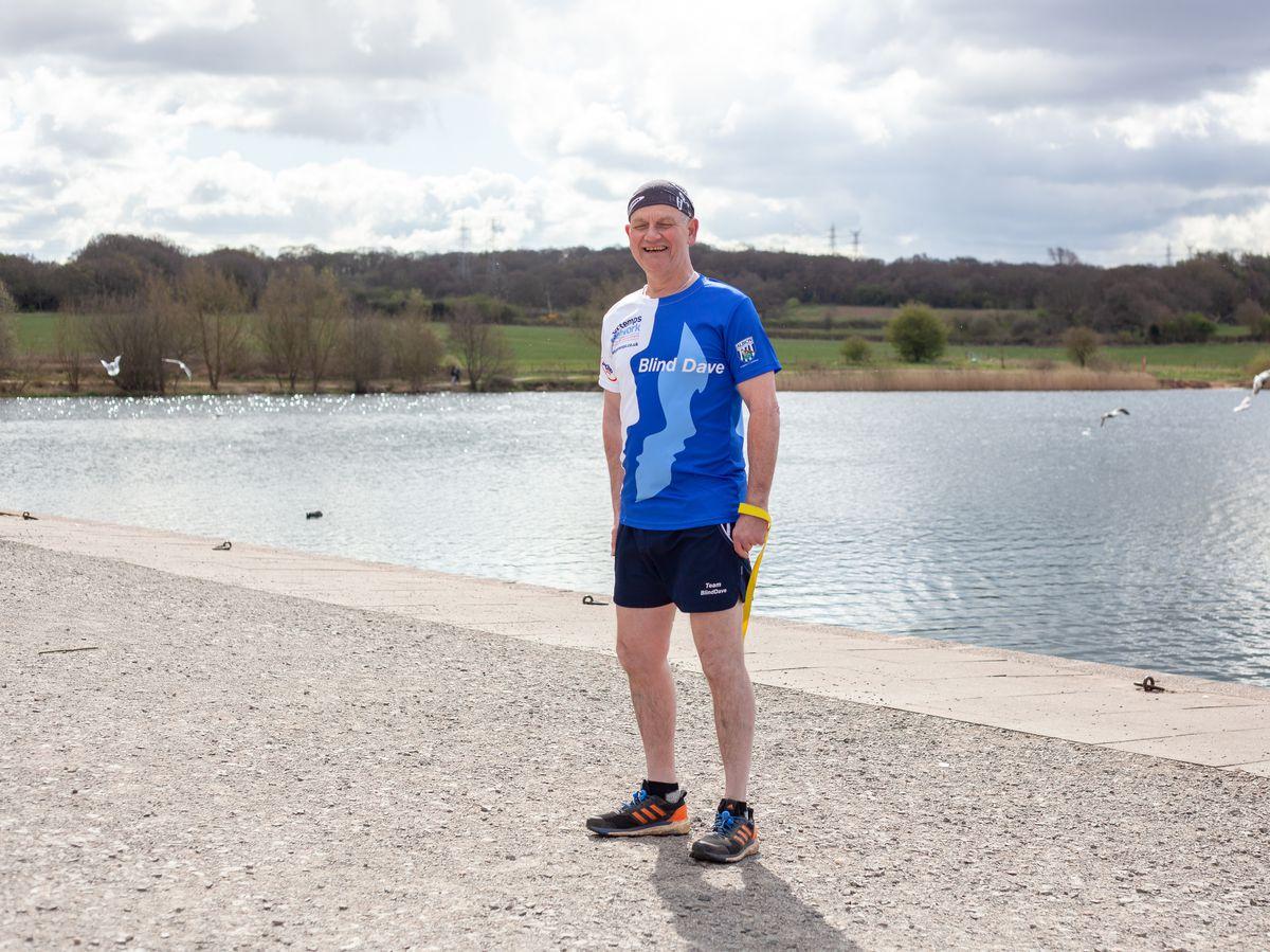 Dave Heeley OBE has been named a 'hometown hero'
