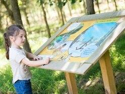 Woodland fun at National Memorial Arboretum