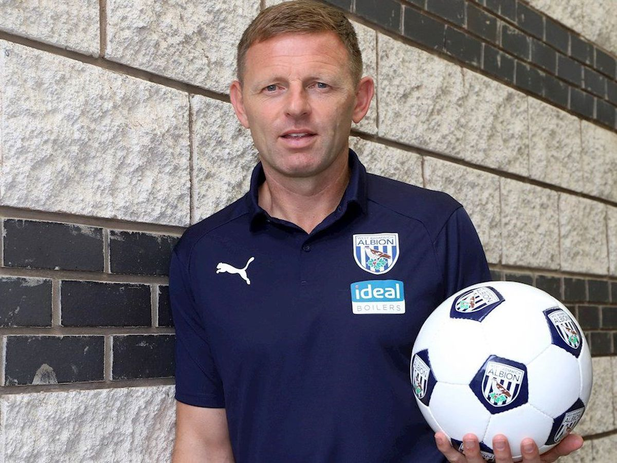 Graeme Jones interview: Why the Belgium No.2 with aspirations of management joined West Brom in the second tier