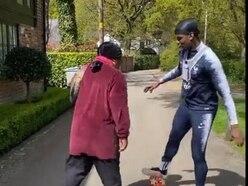 Paul Pogba assists Birmingham business by wearing vest in Instagram video
