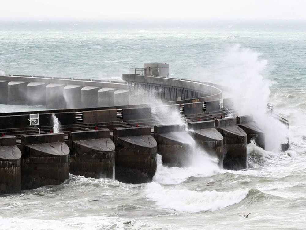 Met Office issues weather warning for wind