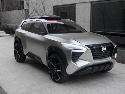 The Xmotion concept shows us what Nissans of the future could look like