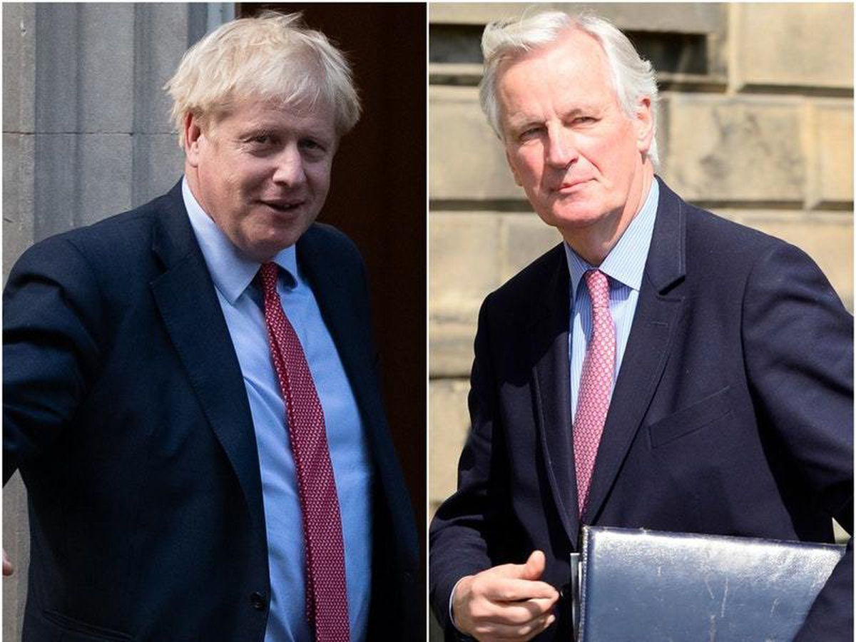 Johnson's Brexit deal hopes in the balance as both sides say more work to do