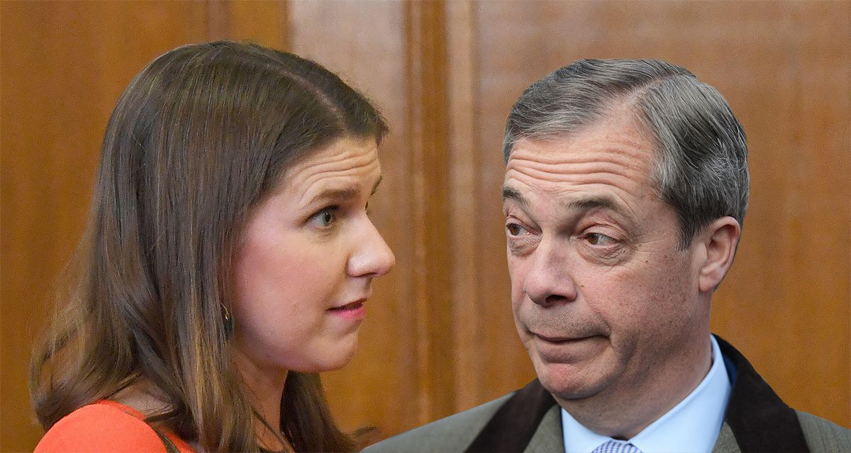 Both Jo Swinson and Nigel Farage will have a big impact on the election result